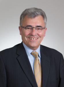 Philippe VAN HOORNE Président de l'Association des Maires de l'Orne et des Intercommunalités